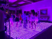 led video dance floor rentals